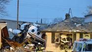 GALLERY: South Bend plane crash