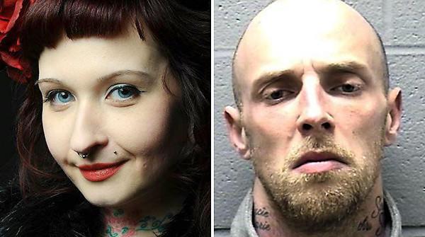 Paul Johnson, left, is accused of killing Lisa Koziol-Ellis in her Elgin home.