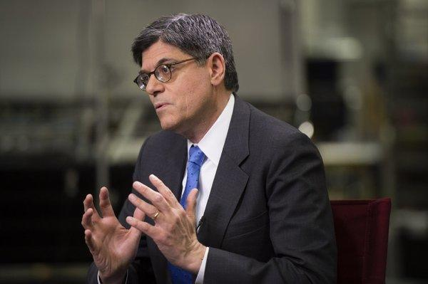 Treasury Secretary Jacob J. Lew is traveling to Beijing, his first foreign trip since being confirmed.