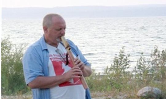 Matt Koontz, local resident and Petoskey High School Spanish teacher, will present a program on Native American flutes at 7 p.m. Monday, March 25, at the Carnegie building in Petoskey.