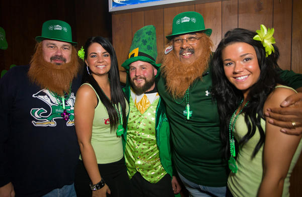 St. Patricks Day Pub Crawl with Coors Light on Saturday March 16th, 2013.  Pub crawl stopped at Krocks, Stooges, Paddock, Roosevelts Allentown, PJs Bethlehem, Hammerhead, and The Gin Mill.