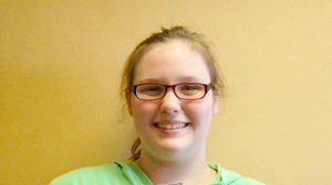 Danville girl aspires to be a writer
