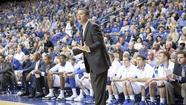 Kentucky Wildcats Coach John Calipari
