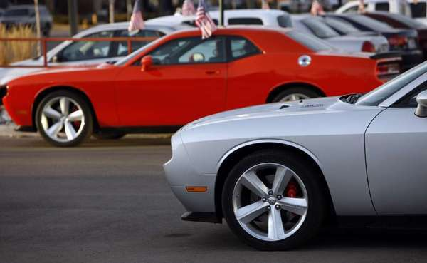 Chrysler Is Recalling Some Model Year 2013 Dodge Challengers With  Six Cylinder Engines Because Of