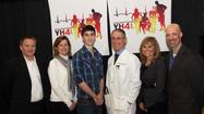 Indian Prairie Educational Foundation recognizes Young Hearts for Life supporters