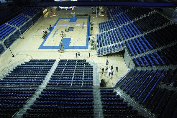 The renovated Pauley Pavilion is up for an award from SportsBusiness Journal.