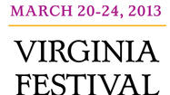 Virginia is for lovers of book festivals!
