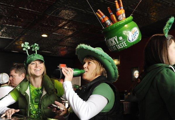 Too much green beer on St. Patrick's Day? Here's the science behind your hangover.