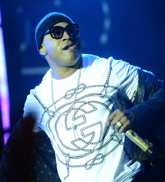 LL Cool J performs during the 2013 SXSW Music, Film + Interactive Festival in Austin, Texas.