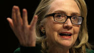 Hillary Rodham Clinton announces support for same-sex marriage