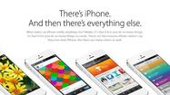 "In the wake of Samsung's unveiling of the Galaxy S4, Apple has increased its own marketing efforts by creating a <a href=""http://www.apple.com/iphone/why-iphone/"">Why iPhone</a> site."