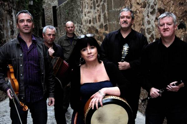 Dervish plays Lincoln Theater on the campus of the University of Hartford, 200 Bloomfield Ave., West Hartford, Saturday, March 23, at 7:30 p.m.