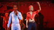 "Michelle Williams finds her destiny with road tour of ""Fela!"""