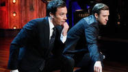 Jimmy Fallon and Justin Timberlake present 'History of Rap 4'