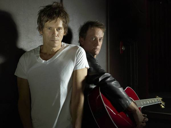 Kevin, left, and Michael Bacon.
