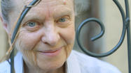 Poet Marie Ponsot will be awarded the Ruth Lily Poetry Prize in June, it was announced Monday. The Ruth Lily Poetry Prize, which comes with an award of $100,000, is given to a poet for lifetime achievement.