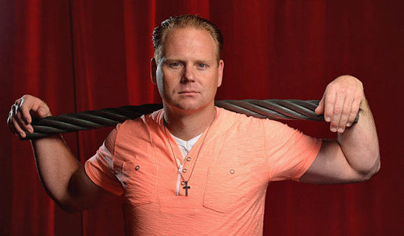 Nik Wallenda will walk across the Grand Canyon this summer