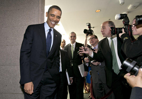 President Obama was born in Hawaii but lived most recently in Chicago before the White House.