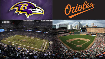 NFL season opener in Baltimore now in limbo as Ravens and Orioles can't compromise