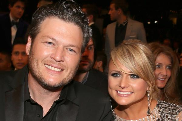 Blake Shelton rumors: He and wife Miranda Lambert haven't split.