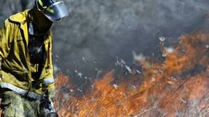 Lake County getting late start on controlled burns