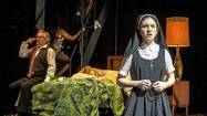 "THEATER REVIEW: ""Measure for Measure"" at the Goodman Theatre ★★★½ ... Director Robert Falls' arresting, audacious, intensely stimulating, mostly nihilistic and highly amusing production ..."