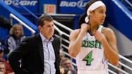 — The UConn women will play Idaho in the first round of the NCAA Tournament, but while newsworthy, that's not the most interesting tidbit of the day.