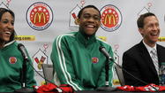 Jabari Parker named Wootten Player of the Year