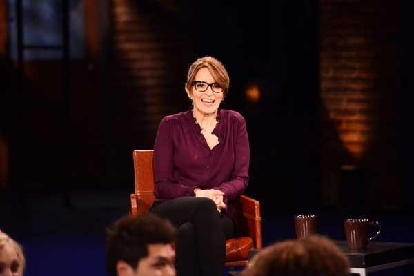 "Tina Fey on Bravo's ""Inside the Actors Studio"""