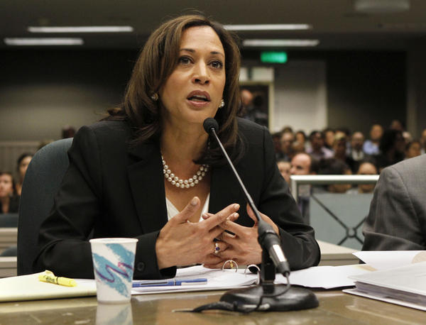 California Atty. Gen. Kamala Harris will be paid a salary of $143,571 in 2013.