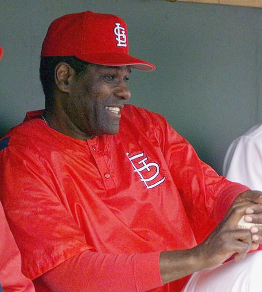 MLB Hall of Famer <b>Bob Gibson</b> <br><br> <b>Also:</b> <br><br> J. Joseph Ricketts (founder of Ameritrade, Chicago Cubs owner)<br> Bruce Rohde