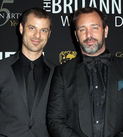 "<b>Matt Stone and Trey Parker</b> (""South Park"") <br><br> <b>Also:</b> <br><br> Christopher Meloni<br> Jonah Hill (attended)<br> Robert Redford (attended)<br>"
