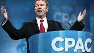 """At CPAC, the Future Looks Libertarian,"" read a dispatch on Time magazine's website. ""CPAC: Rand Paul's Big Moment,"" proclaimed the Week magazine. Meanwhile, the New York Times headlined its story about the annual conservative political action conference ""GOP divisions fester at conservative retreat."""