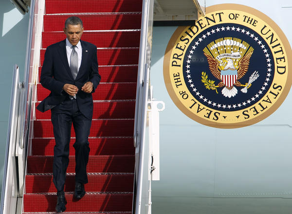 President Obama will visit Israel this week.