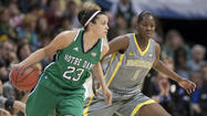 Notre Dame women's basketball: McBride lights up main stage