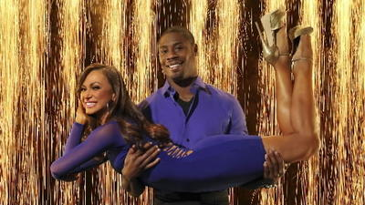 Ravens' Jacoby Jones shows off moves on 'Dancing with the Stars…