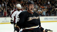 The Ducks on Monday signed wing Corey Perry to an eight-year, $69-million extension that barely exceeds the $66-million extension the team gave center Ryan Getzlaf this month.
