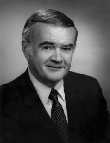 "Michael J. Roarty was responsible for the popular ""This Bud's for you"" and ""Head for the mountains of Busch"" ad campaigns."