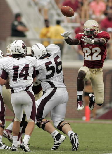 Florida State Seminoles Telvin Smith