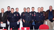 PETOSKEY -- Numerous local law enforcement officers and citizens received recognition Monday from the Petoskey Department of Public Safety for outstanding examples of service to the community or department.