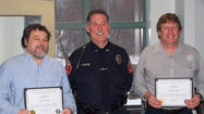 Citizen honorees-paramedics