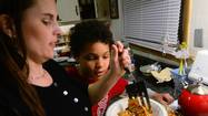 "Eleven-year-old Tyler Parker-Rollins says being vegan isn't always easy. But he says it's also ""fun"" and that he plans to be one ""forever."""