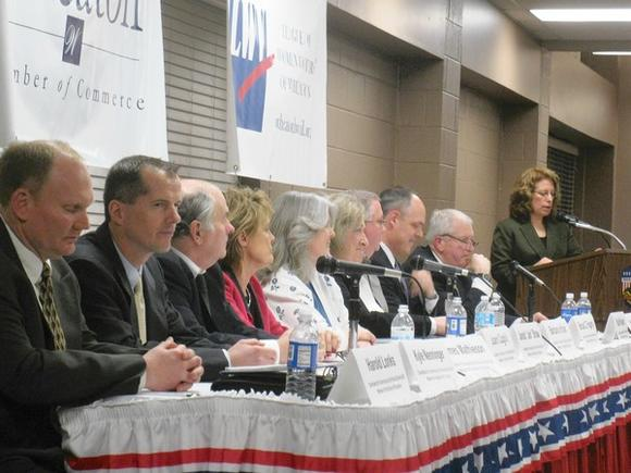 Wheaton-Warrenville District 200 forum