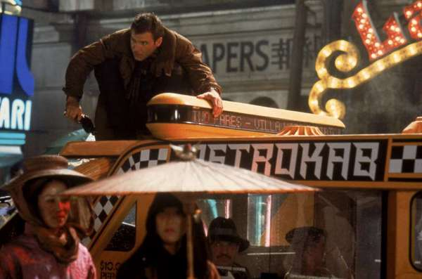 "Ridley Scott's 1982 classic ""Blade Runner"" screens Saturday at the Million Dollar Theater."