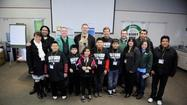 Waukegan Elementary students tour Midwest Generation's Waukegan Generating Station