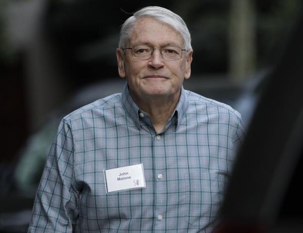 John Malone's Liberty Media has a stake in Charter Communications.
