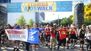 Este domingo 24 de marzo estará celebrándose en el Parque South Beach, a lo largo de la playa de Fort Lauderdale, el Florida AIDS Walk 2013.