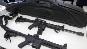 Governor's Commission Calls For Ban On High-Capacity Guns