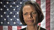 On Iraq war anniversary, Condoleezza Rice announces a book