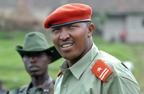 Bosco Ntaganda, leader of the Congolese rebel group M23, gave himself up in Rwanda on Monday to face charges before the International Criminal Court.